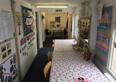 Holly House, adult day care services, crafts area