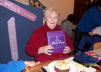 Holly House Birthday Celebrations